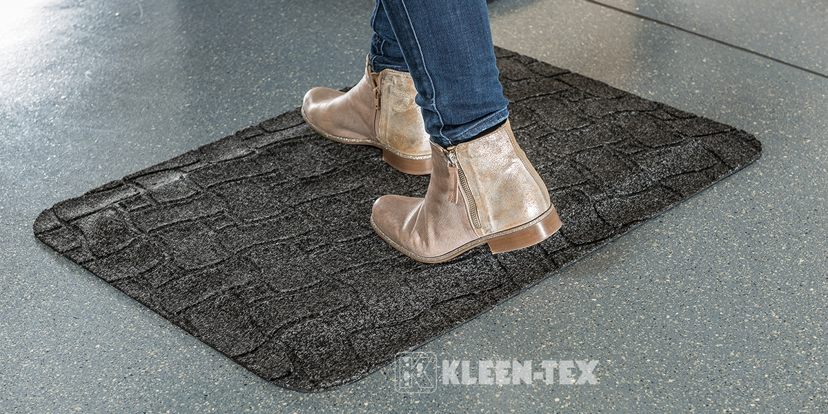 Kleen-Komfort Office mat for counters