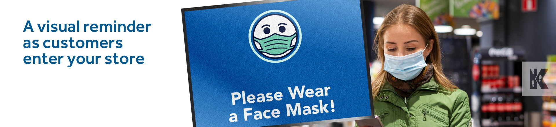 Please wear a Face Mask